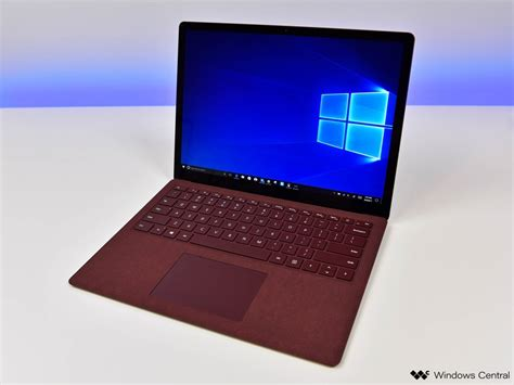 windows 10 s recovery for surface laptop now available windows central