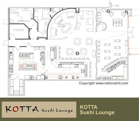 Floor Layout Of An Cafe by Conceptual Plan Of Restro的圖片搜尋結果 Restaurants