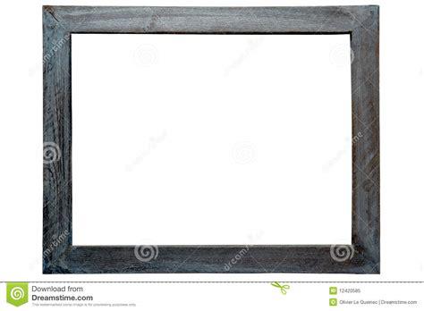 le cadre de tableau en bois grunge antique a isol 233 photo libre de droits image 12420585