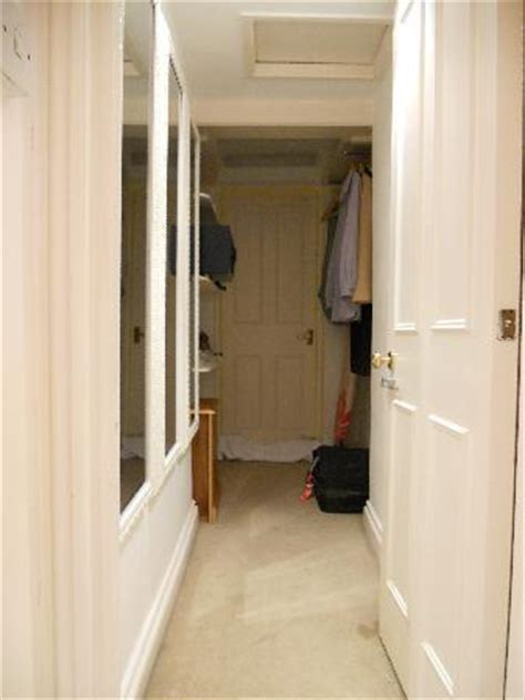 walk in closet picture of collingham serviced apartments