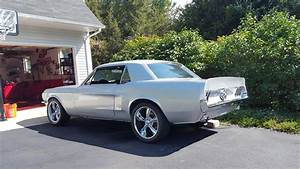 67 Mustang Coupe Restomod - MustangForums.com