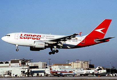 LAPSA Air Paraguay | Latest Photos | Planespotters.net