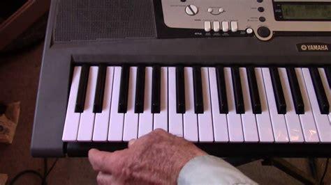 play piano accompaniment   finger youtube