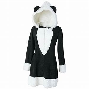 Ses Panda Kostm Fr Damen