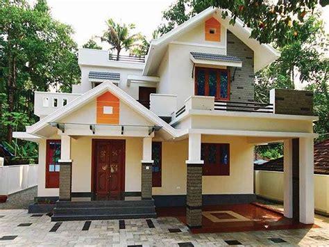 sq ft double floor home design home plan