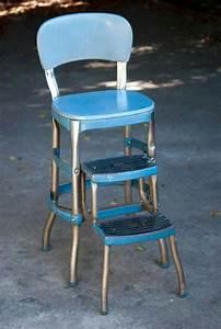 About A Chair : vintage kitchen step stool in 2020 kitchen step stool ~ A.2002-acura-tl-radio.info Haus und Dekorationen