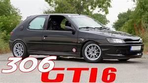 Ivan A Jeho Peugeot 306 Gti-6 S16 - Volant Tv