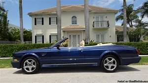 Bentley Azure In Florida For Sale Used Cars On Buysellsearch