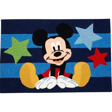mickey mouse rugs carpets disney mickey mouse rug walmart