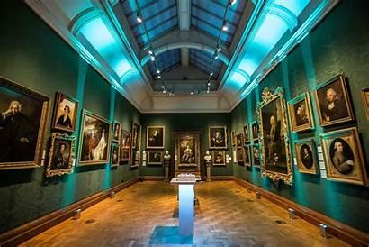 Portrait National London Century 17th 18th Highlights