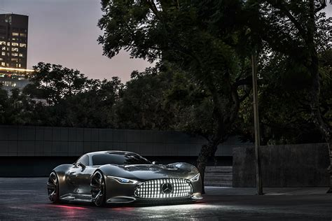 Mercedes Benz Design Manager Gives Interview About Amg Vision Gran Turismo Autoevolution