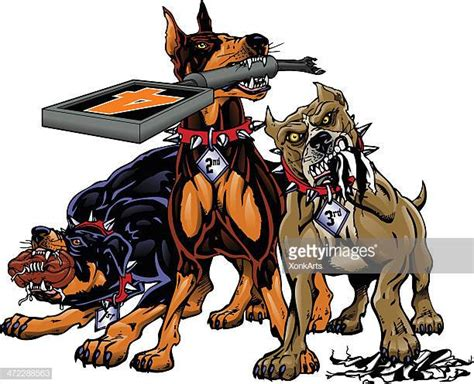 Rottweiler Stock Illustrations And Cartoons