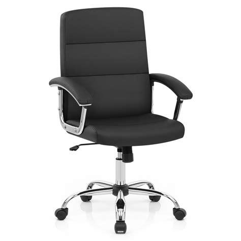 chaise bureau cuir chaise de bureau faux cuir stanford monde du tabouret