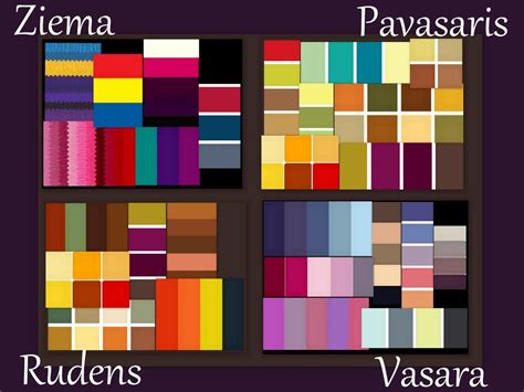Krāsu palete - ByGita