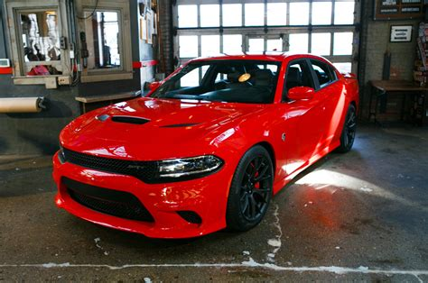 Dodge Charger Hellcat Front Bumper Conversion Kit 2015 MOPAR