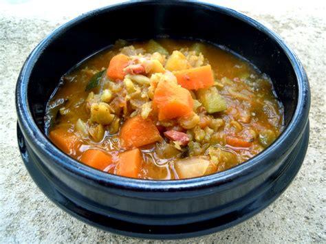 cuisiner pois cass駸 mes trucs pour une soupe rapide la tendresse en cuisine