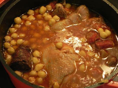 cuisine à la cocotte recette de cocido espagnol a l 39 heure espagnole