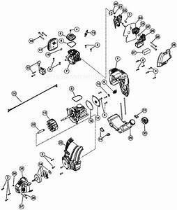 Wiring Diagram  27 Troy Bilt Weed Eater Parts Diagram