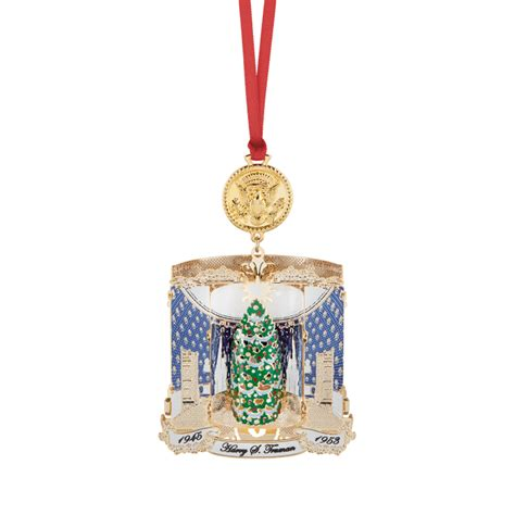 Official 2018 White House Christmas Ornament  The White