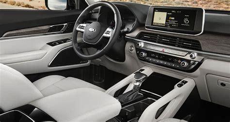 Kia Suv 2020 Telluride Interior by 2020 Kia Telluride Thoughts Tigerdroppings