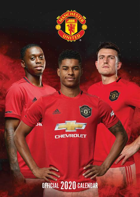 manchester united fc  calendar   calendar club