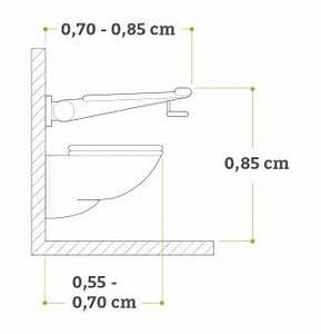 Haltegriff Wc Behindertengerecht : behindertengerechtes wc barrierefreies wc ~ Yasmunasinghe.com Haus und Dekorationen