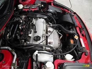 2001 Mitsubishi Eclipse Gs Coupe 2 4 Liter Sohc 16 Valve 4