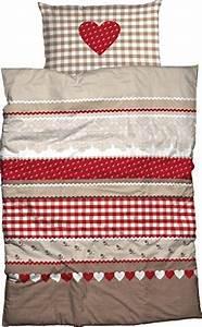 Bettwäsche 200x220 Flanell : kuschelige bettw sche aus flanell rot 135x200 von casatex bettw sche ~ Markanthonyermac.com Haus und Dekorationen