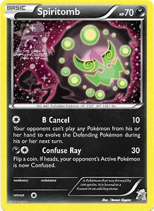 My Spiritomb Card by Tails19950 on DeviantArt