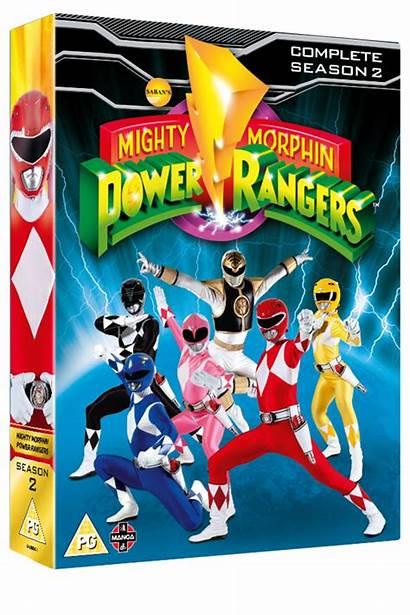 Rangers Morphin Mighty Power Season Complete Dvd