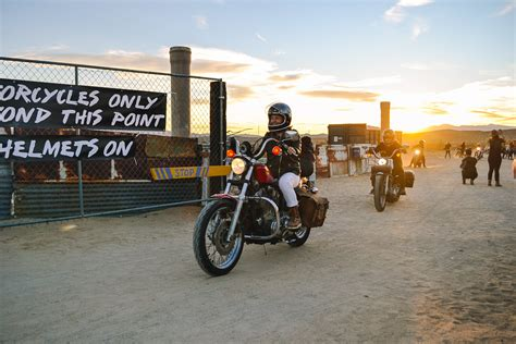 How A Massive Gathering Of Women On Motorcycles Has