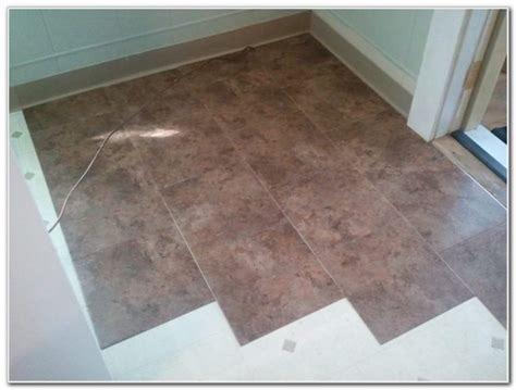 Home Depot Floor Tile Peel And Stick by Self Stick Vinyl Floor Tiles Home Depot Flooring