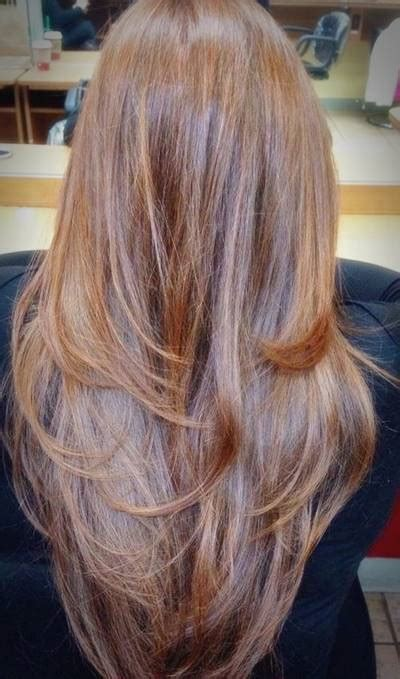 trendy different types of haircuts for long hair cool