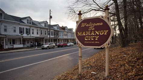 fixing mahanoy city   pa coal town wont survive