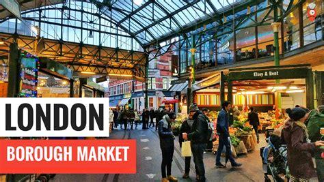 London - Borough Market - Foodseeing
