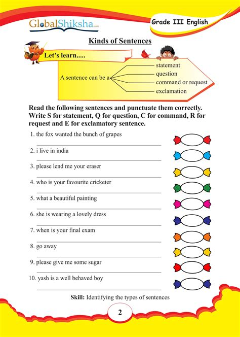 buy worksheets for class 3 english online in india globalshiksha