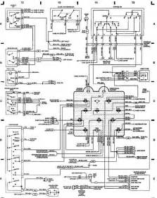 similiar 1991 jeep grand wagoneer 5 9 amc engine wiring diagram jeep wrangler yj wiring diagram on 1989 jeep grand wagoneer wiring