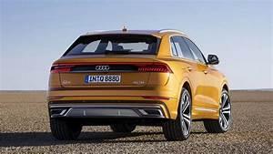 Audi Q8 2019 Revealed Car News CarsGuide