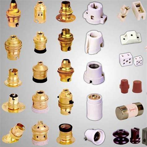 Brass Lamp Holders Electrical Holder Exporter
