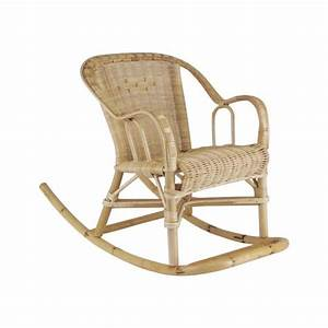 Rocking Chair Maison Du Monde : fauteuil osier bascule best ikea fauteuil rotin chaises de bistrot en rotin elegant chaise ~ Teatrodelosmanantiales.com Idées de Décoration