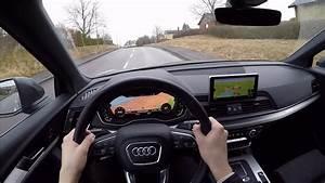 Audi Q5 S Line 2017 : 2017 audi q5 2 0 tdi quattro s line 60 fps pov test drive acceleration youtube ~ Medecine-chirurgie-esthetiques.com Avis de Voitures