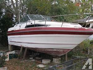 Free 1987 Sea Ray 250 Cabin Cruiser  No Trailer For Sale In