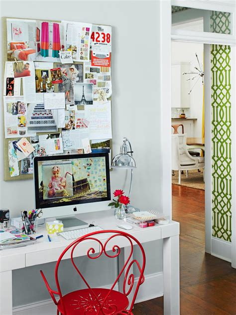 home office space hgtv