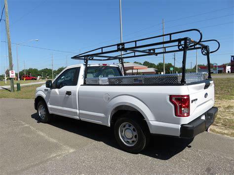ford f 150 ladder rack 2017 white ford f150 ladder rack topperking topperking