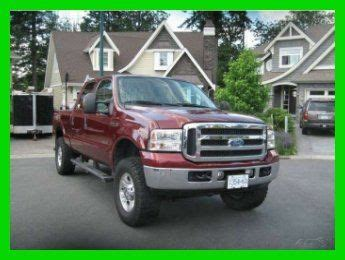 sell   ford  lariat super duty crew cab