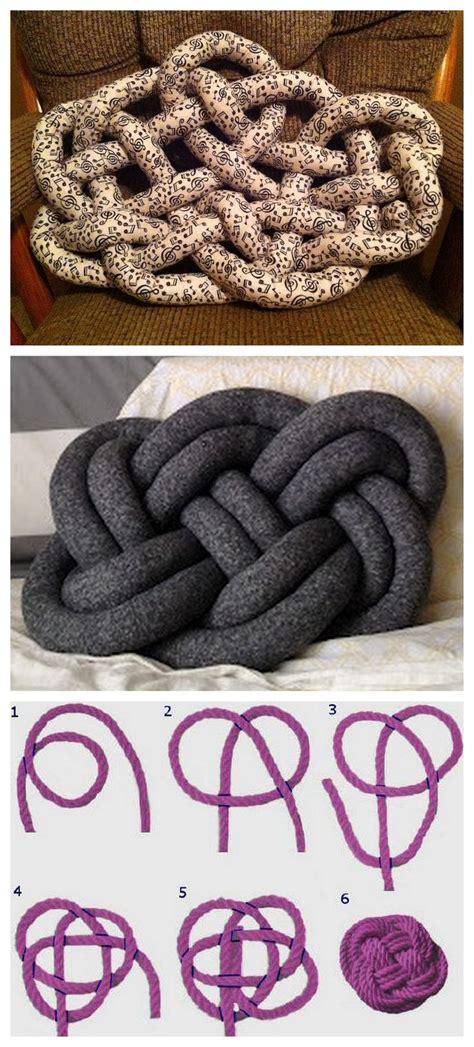 best 25 knot pillow ideas on fleece blanket diy fleece knot blanket and knot cushion