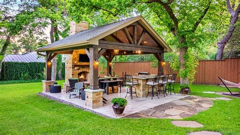 Patio Ideas Luxury Decks Patios Backyard Deck