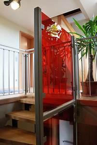 Stahltreppe Mit Holzstufen : sabine lottes leichtmetall und stahlbau hausbau ~ Orissabook.com Haus und Dekorationen