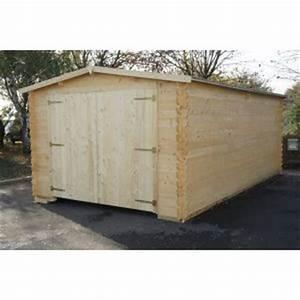 Garage Bois 20m2 : carport bois 20m2 comparer 319 offres ~ Melissatoandfro.com Idées de Décoration