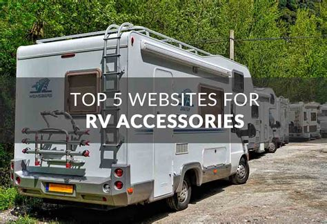 Boat And Rv Accessories by Rv Accessories Top 5 Websites Northshore Rv Boat